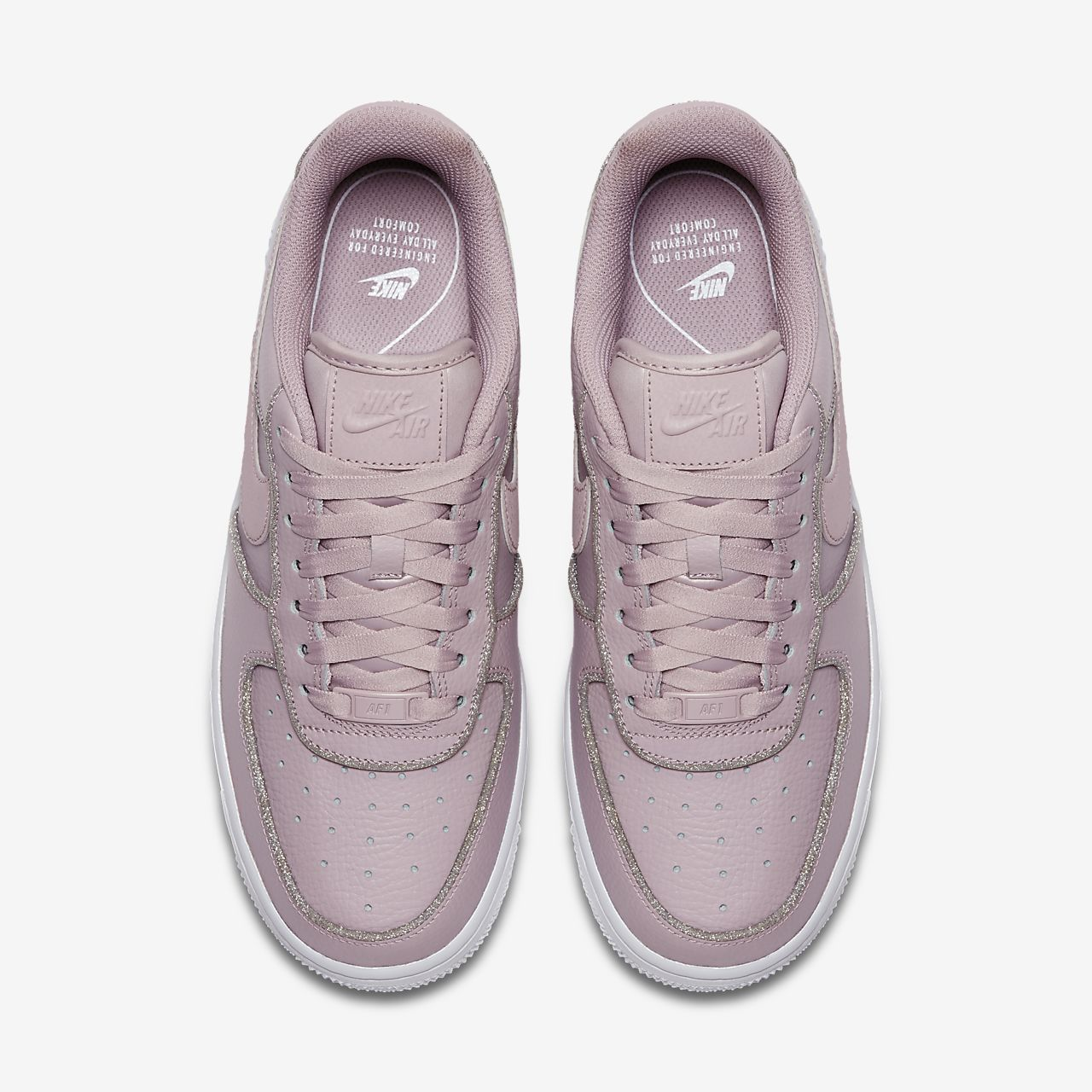 new concept 87a6b d6a63 ... Calzado para mujer Nike Air Force 1 Low Glitter