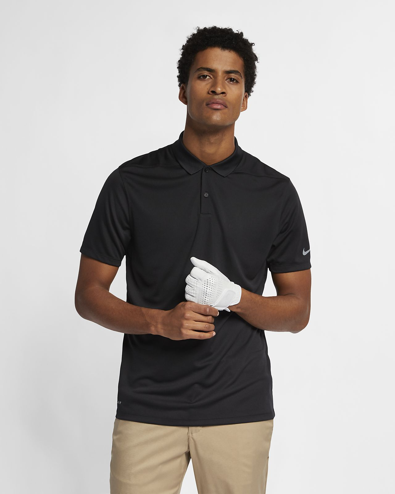 Polo de golf para hombre Nike Dri-FIT Victory
