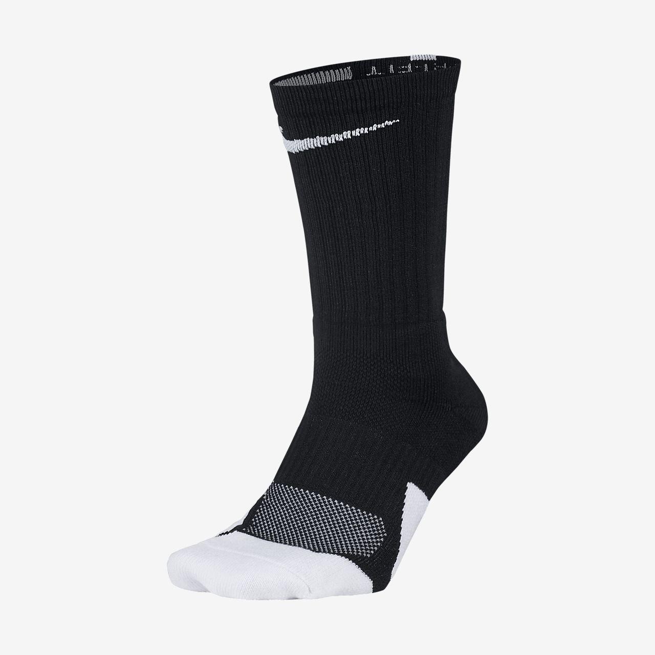 Dry Basketball Crew Chaussettes De Nike 5 Elite 1 0wk8OPn