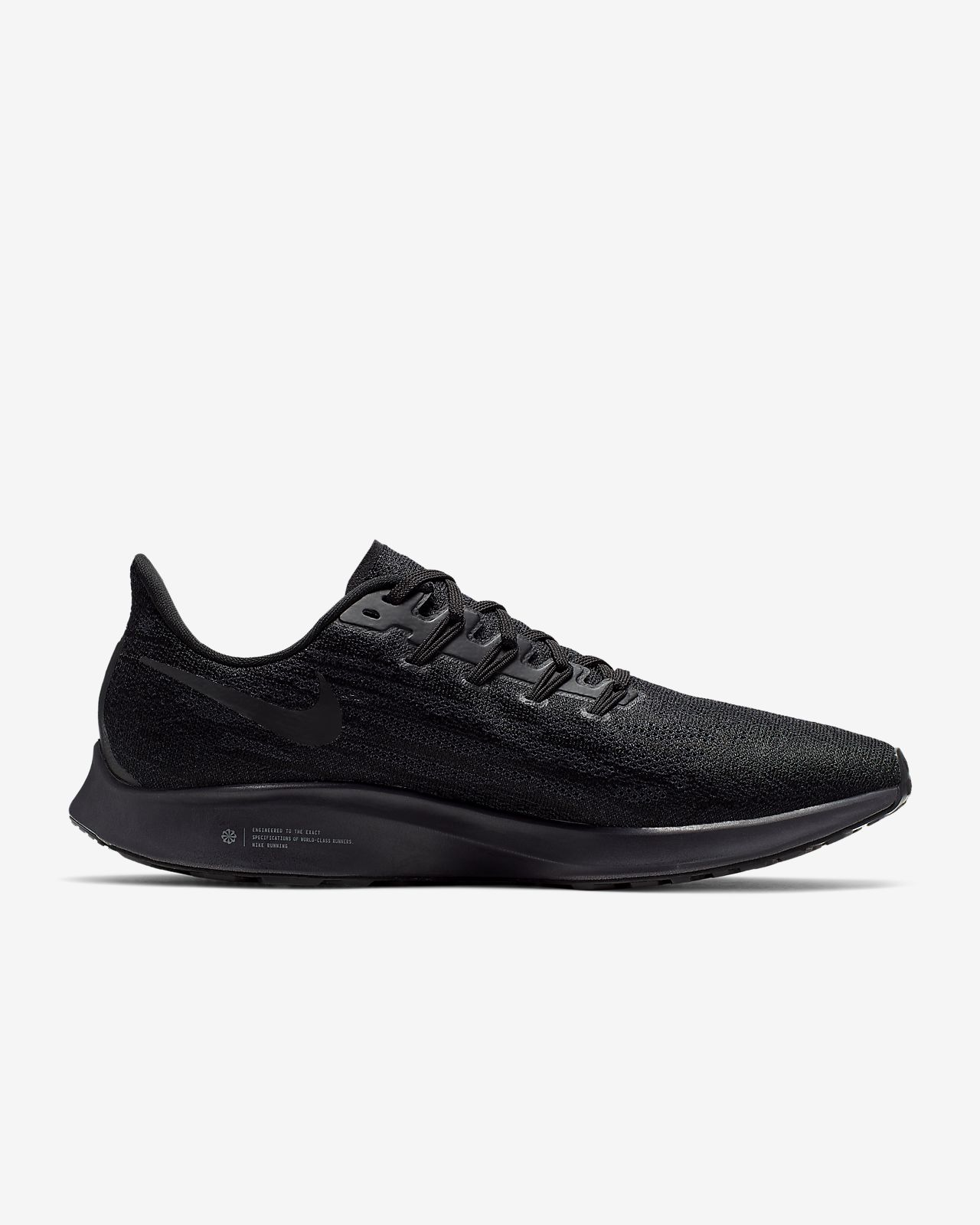 Black Running shoes Nike Air Zoom Pegasus 36 M AQ2203 006