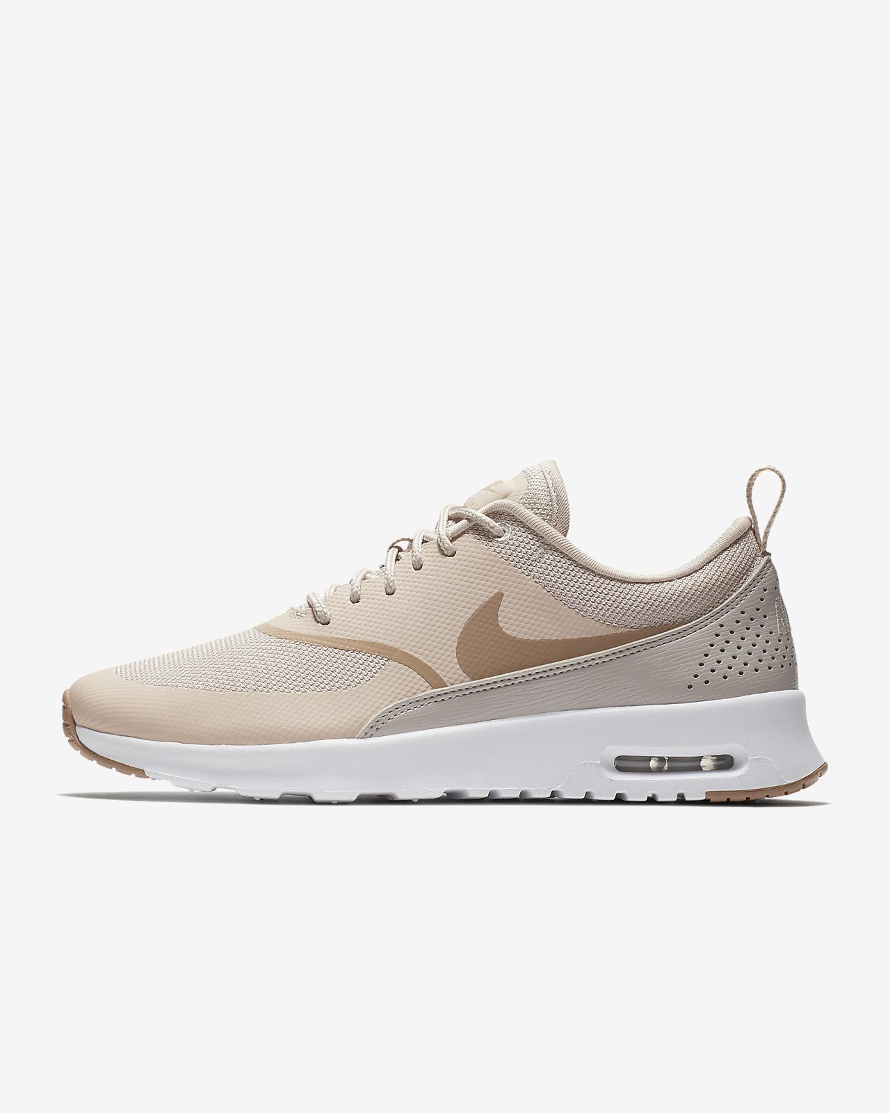 air max thea womens pink and grey