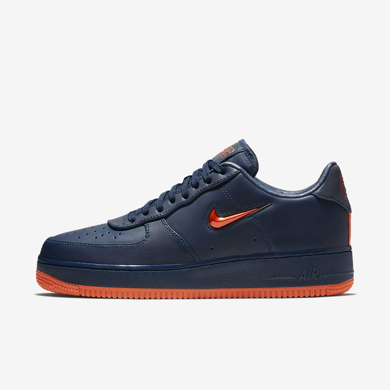men's nike air force 1 low black
