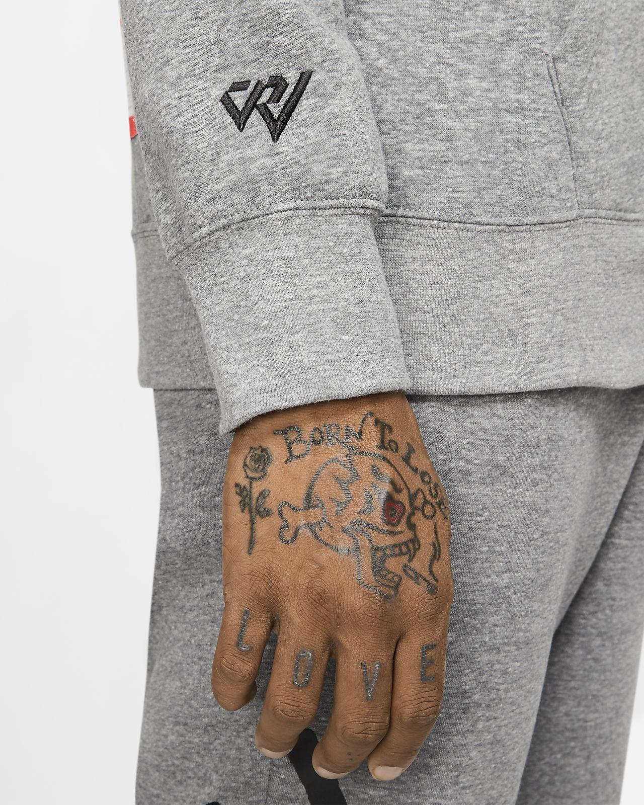 Jordan x Russell Westbrook Why Not? Pull en tissu Fleece Jordan Why Not? pour Homme