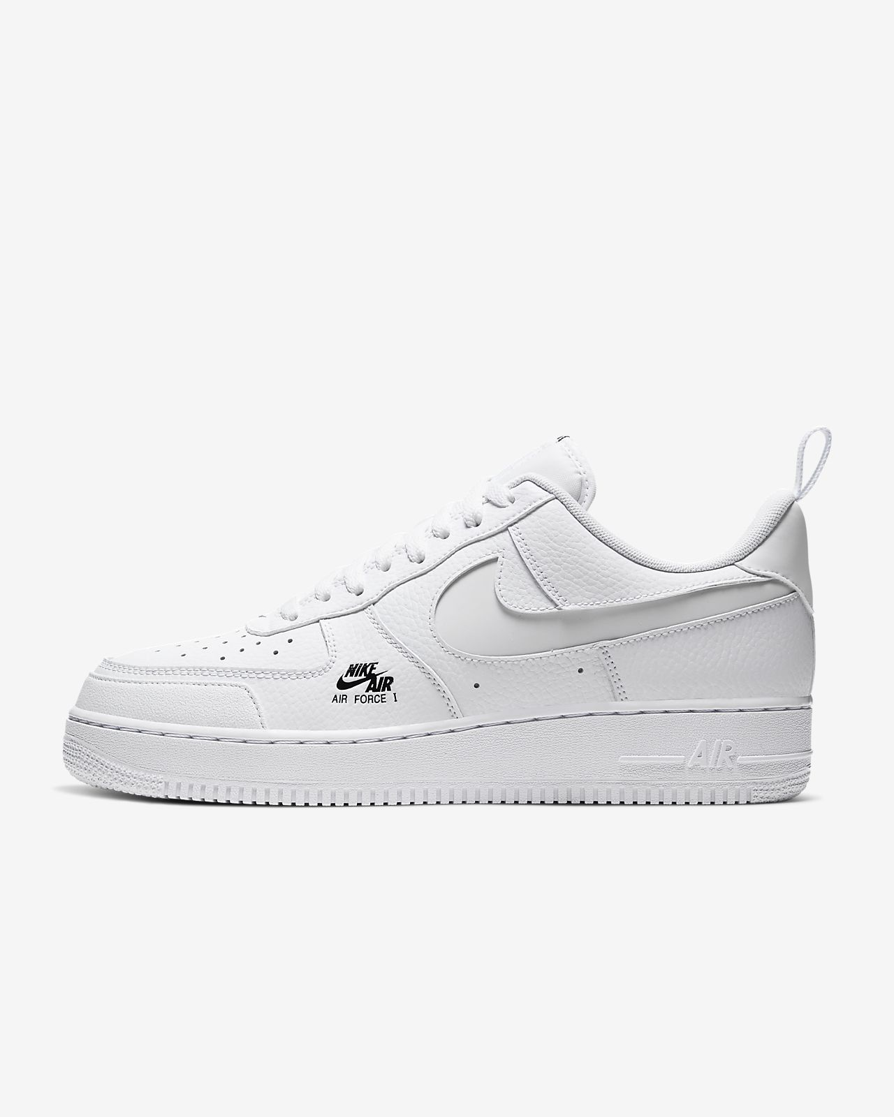 zapatillas nike air force blancas