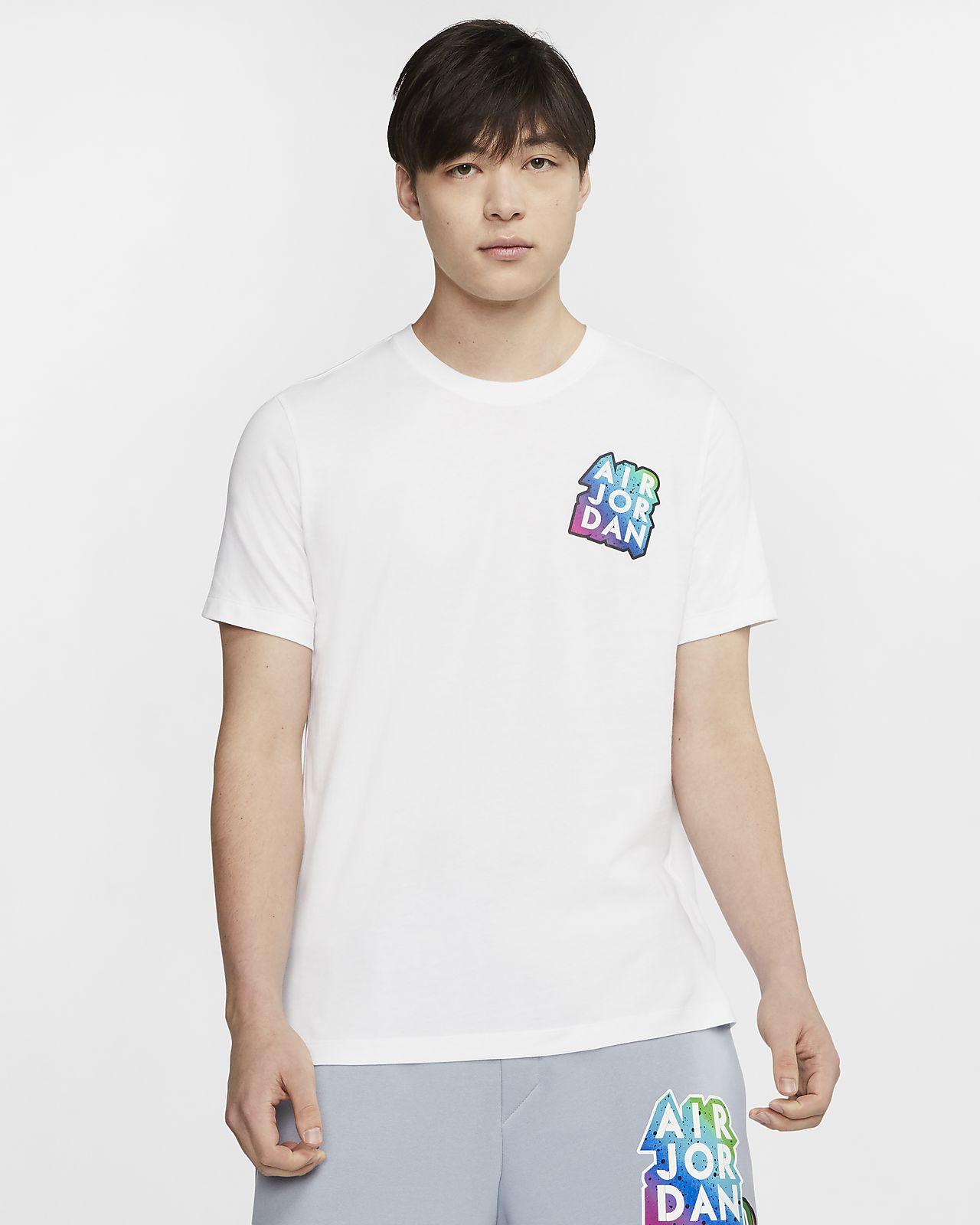 Ανδρικό T-Shirt Jordan Brand Sticker