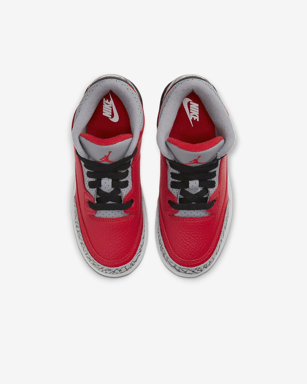 affordable price excellent quality classic style Chaussure Jordan 3 Retro SE pour Jeune enfant. Nike FR