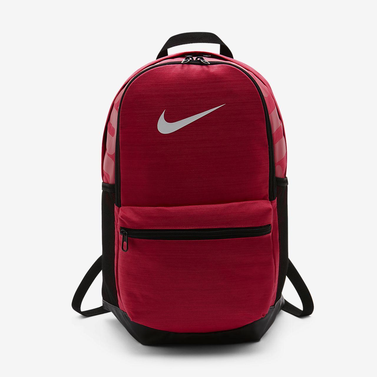 6061efedae Tréninkový batoh Nike Brasilia (střední). Nike.com CZ