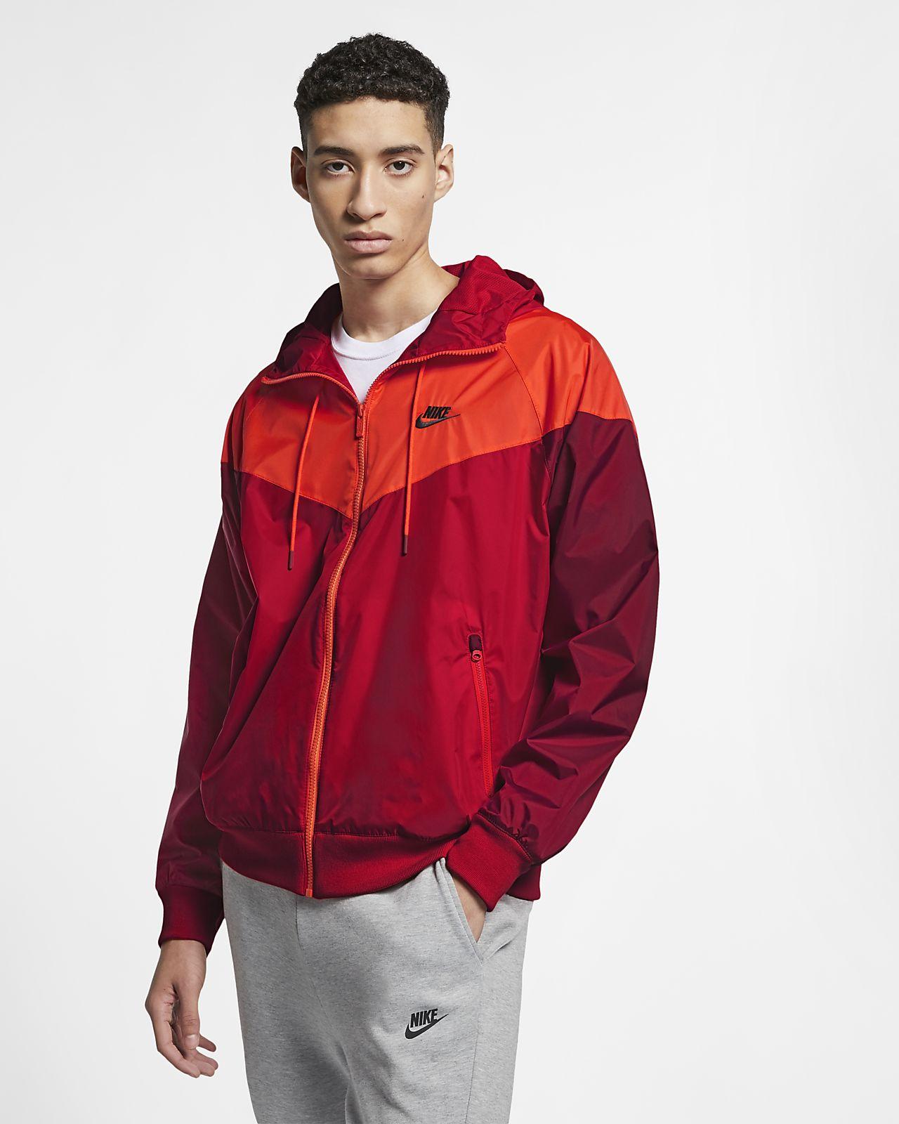Nike Sportswear Windrunner Men's Hooded Windbreaker
