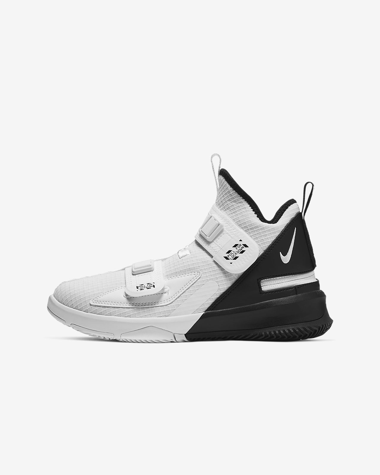 LeBron Soldier 13 FlyEase Big Kids' Basketball Shoe