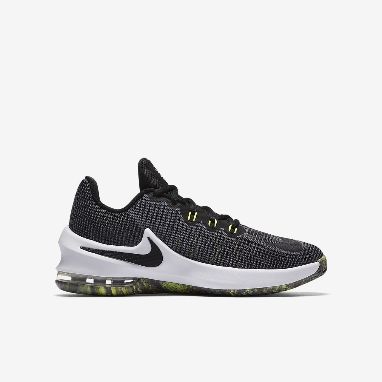 pretty nice 6bcc9 0280d NikeAir Max Infuriate SneakerKinder blackblackwhitedarkgrey