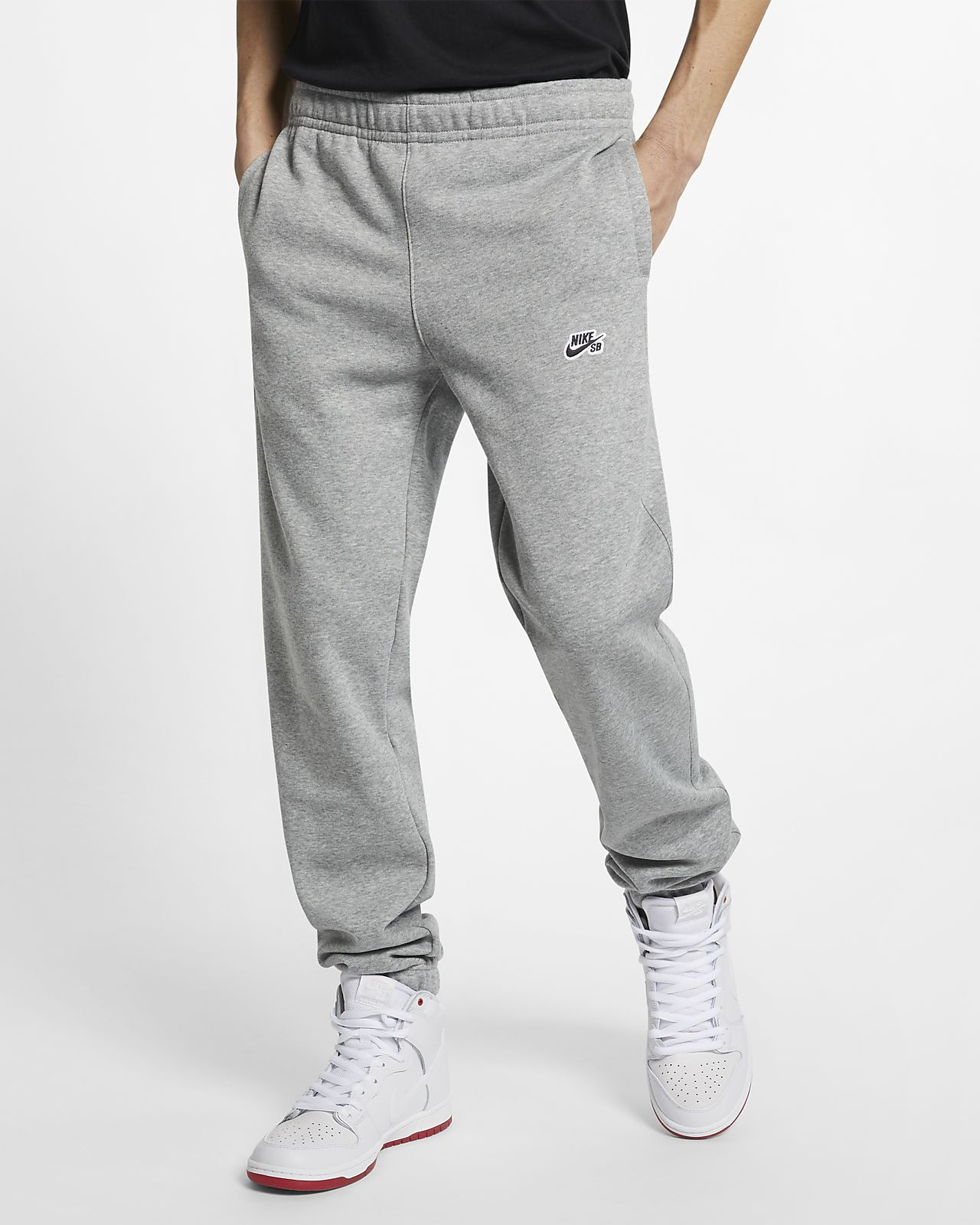 d7da2cd3df23 Nike SB Icon Men s Fleece Skate Pants. Nike.com