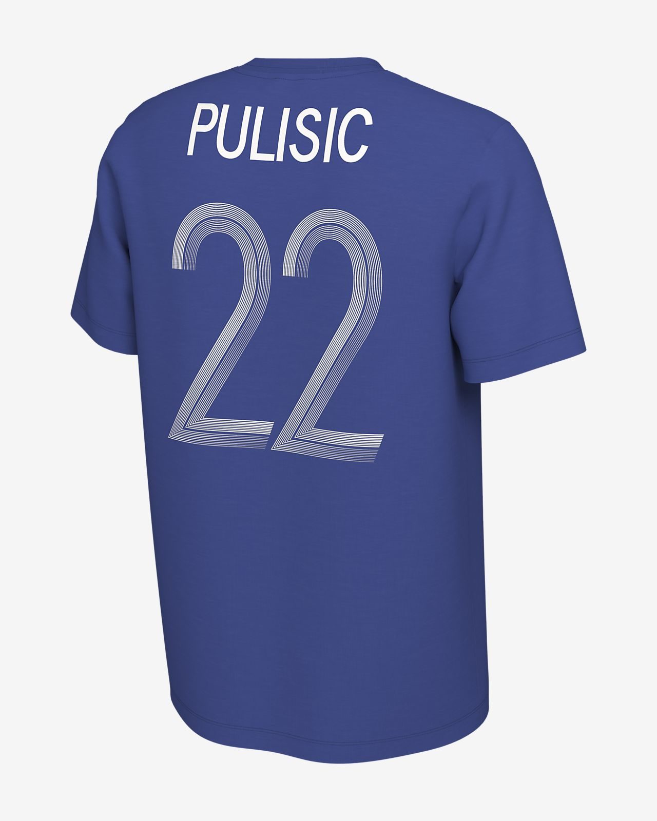 Chelsea FC (Pulisic) Men's Soccer T-Shirt