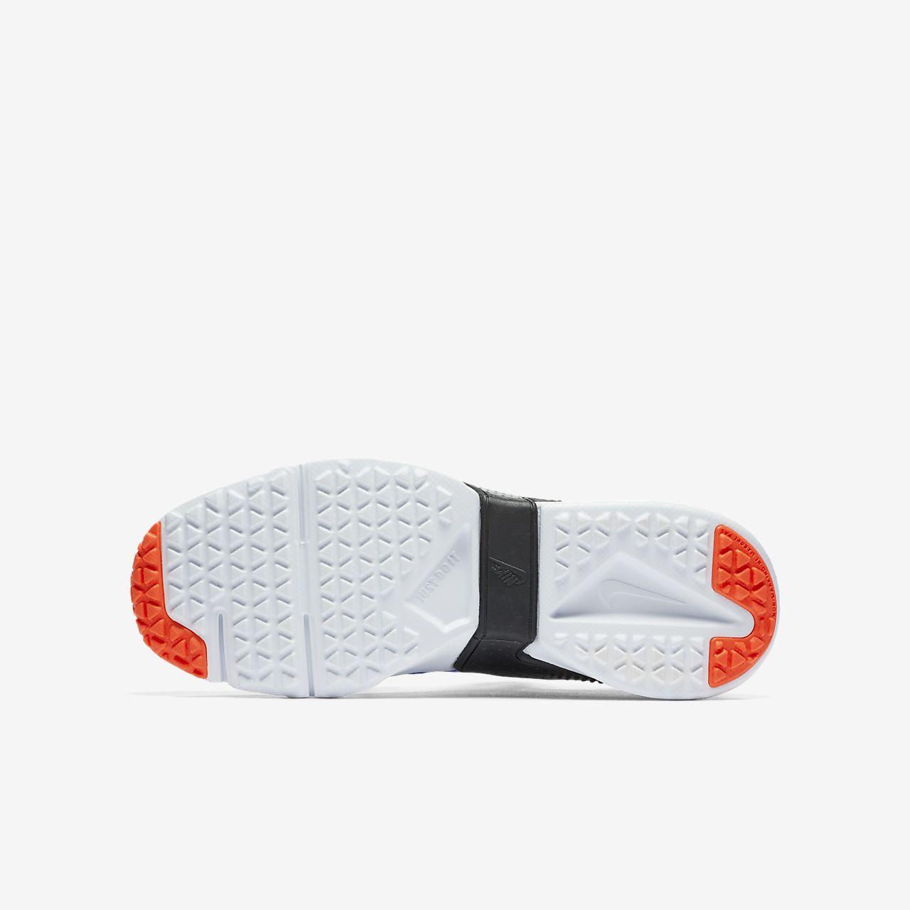 nike huarache run drift big kids' shoe
