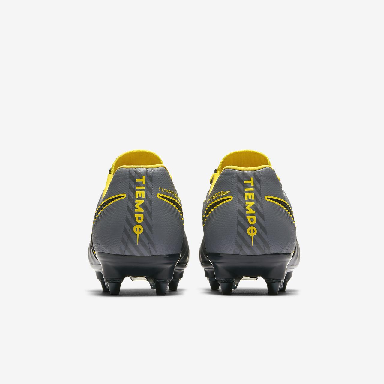 ea91a4923 ... Calzado de fútbol para terreno blando Nike Tiempo Legend VII Elite SG-Pro  Anti-