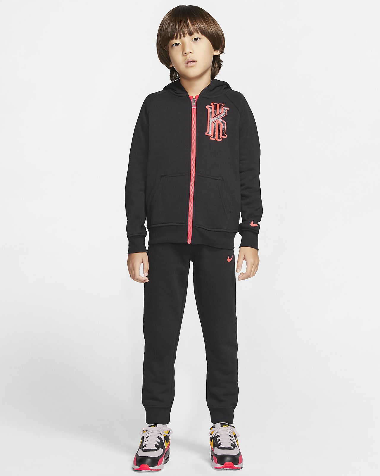 Kyrie Little Kids' Hoodie and Joggers Set
