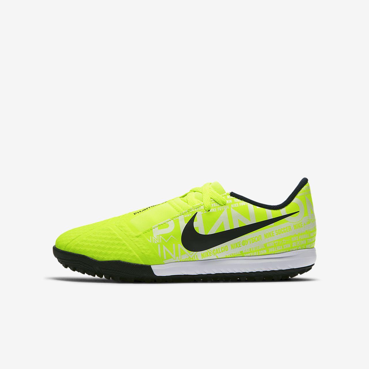 e9a71297 Nike Jr. Phantom Venom Academy TF Little/Big Kids' Turf Soccer Shoe