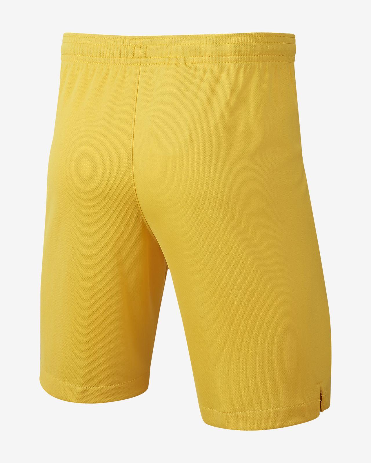 432d55208ae FC Barcelona 2019/20 Stadium Home/Away Older Kids' Football Shorts