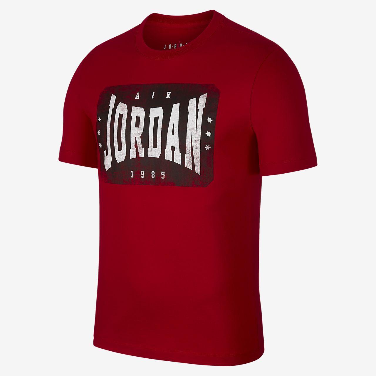 JMTC Jordan Brandmark 男子训练T恤