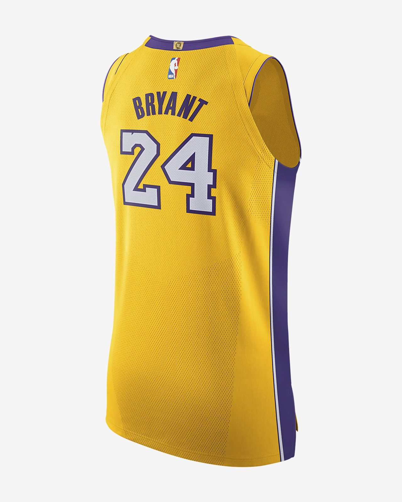 1b7efc8d2 ... Kobe Bryant Icon Edition Authentic (Los Angeles Lakers) Men s Nike NBA  Connected Jersey