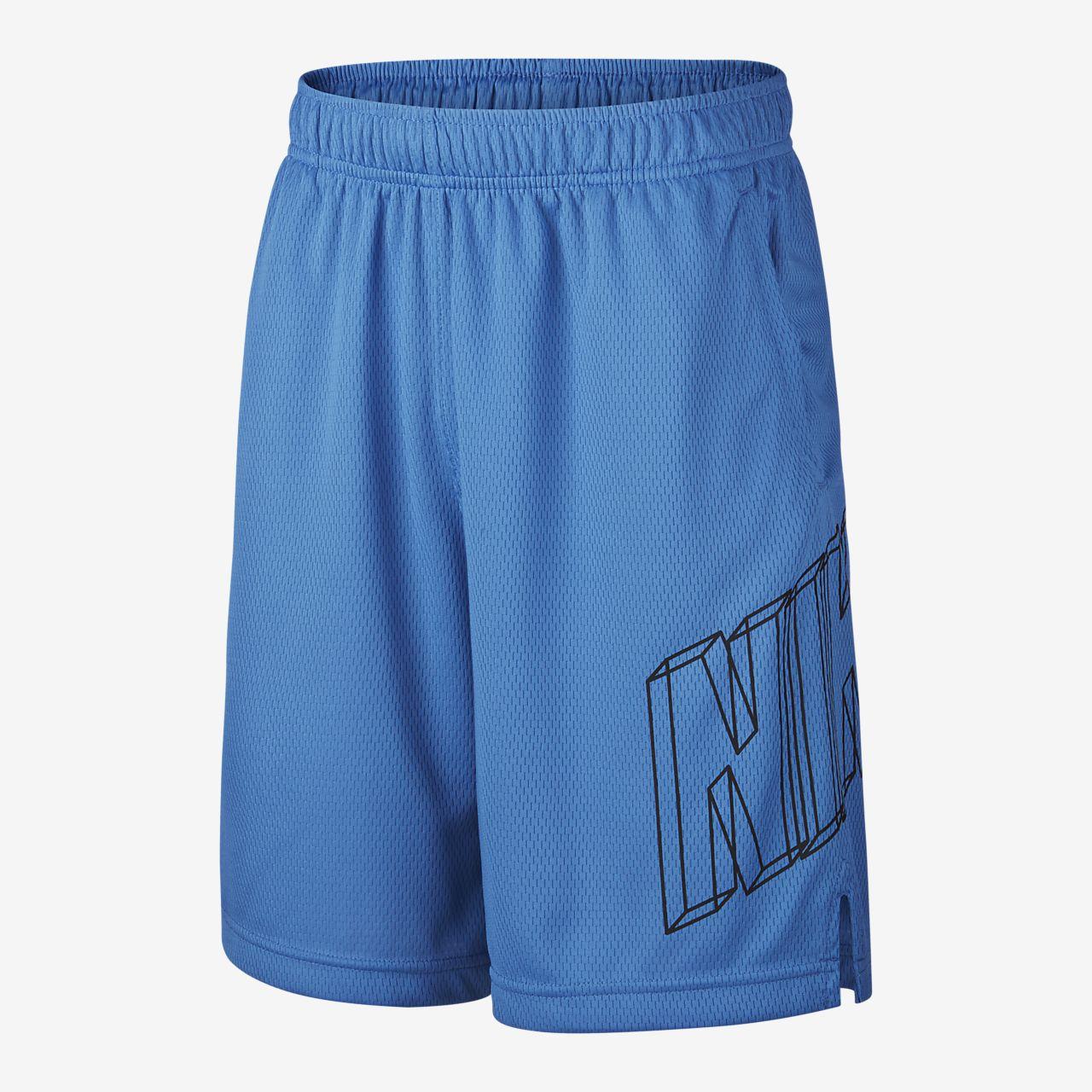 Nike Dri-FIT Pantalón corto de entrenamiento con estampado - Niño
