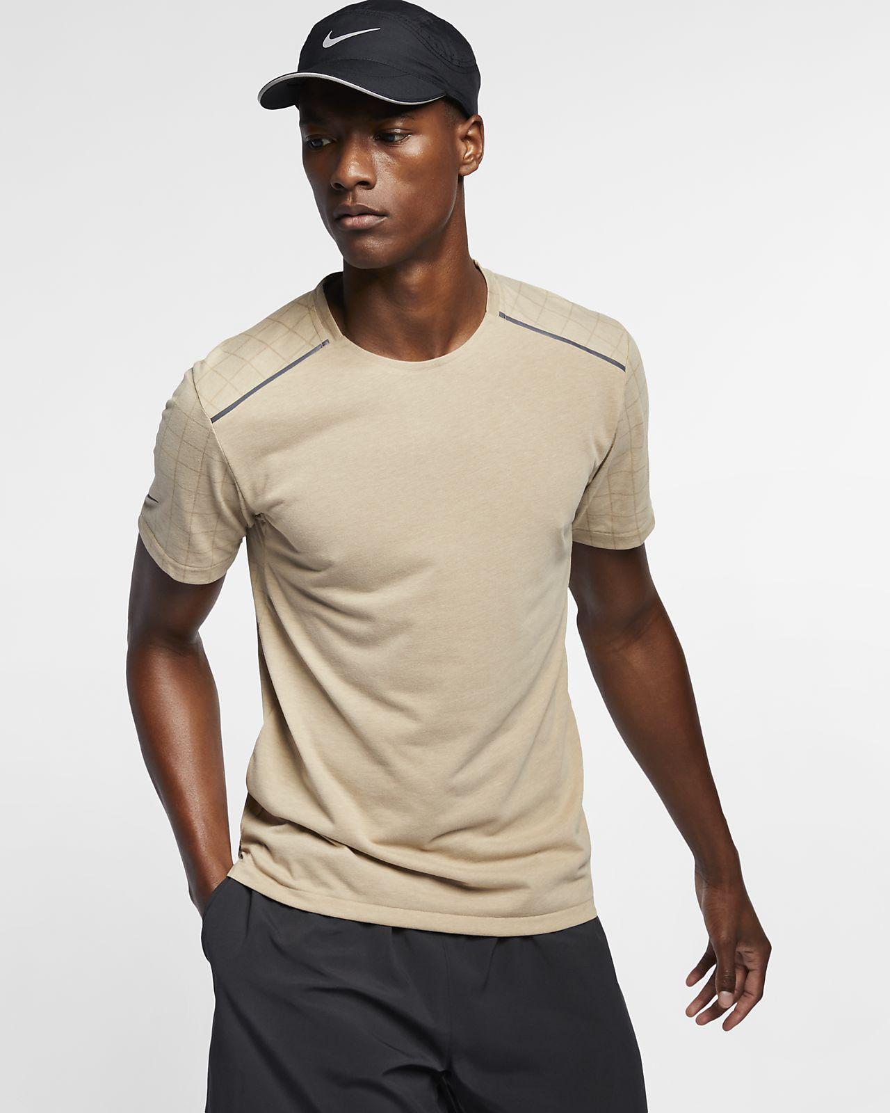 Camisola de running Nike Tech para homem