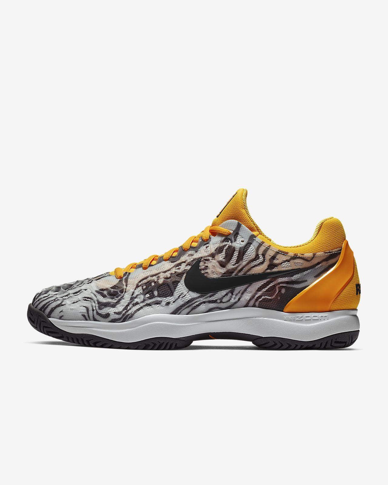7adeb0bbf8a ... Chaussure de tennis pour surface dure NikeCourt Zoom Cage 3 pour Homme