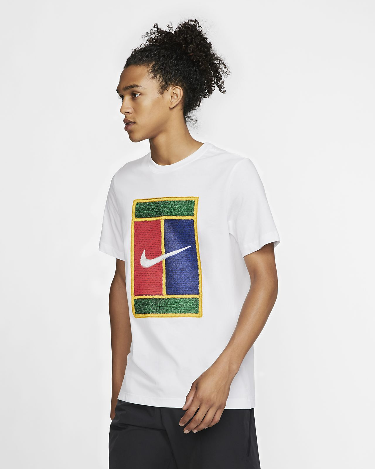 NikeCourt Tennisshirt voor heren
