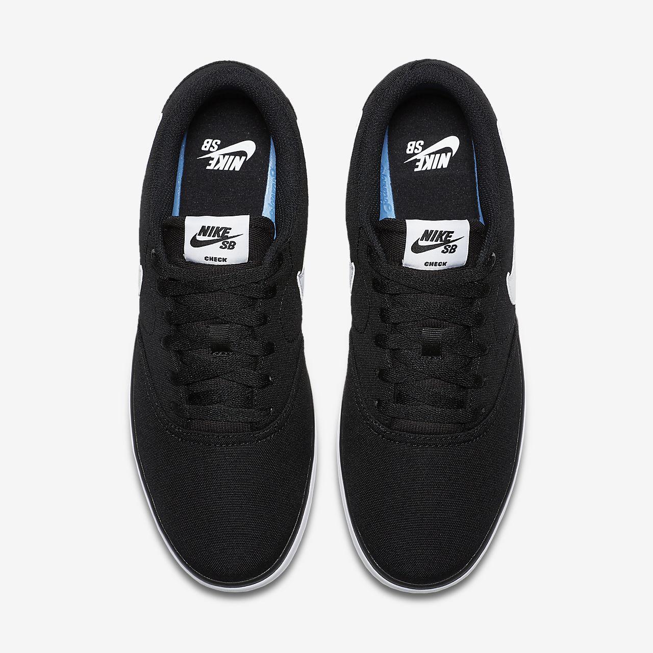 Nike SB Check Solarsoft Canvas Zapatillas de skateboard Hombre