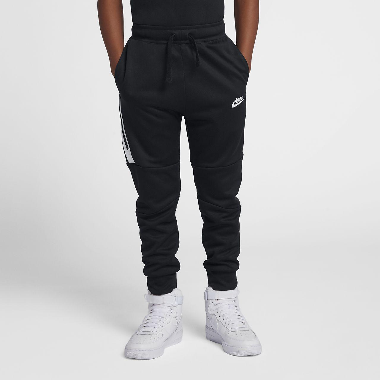 Pantalones Nike Sportswear Tech Fleece Big para niños. Nike.com MX b90019ab36269