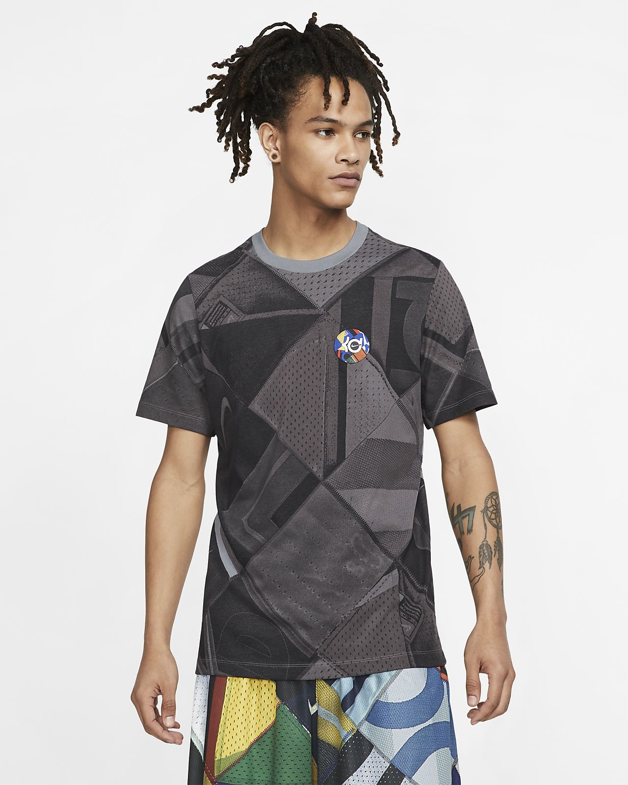 T-shirt Nike Dri-FIT KD para homem