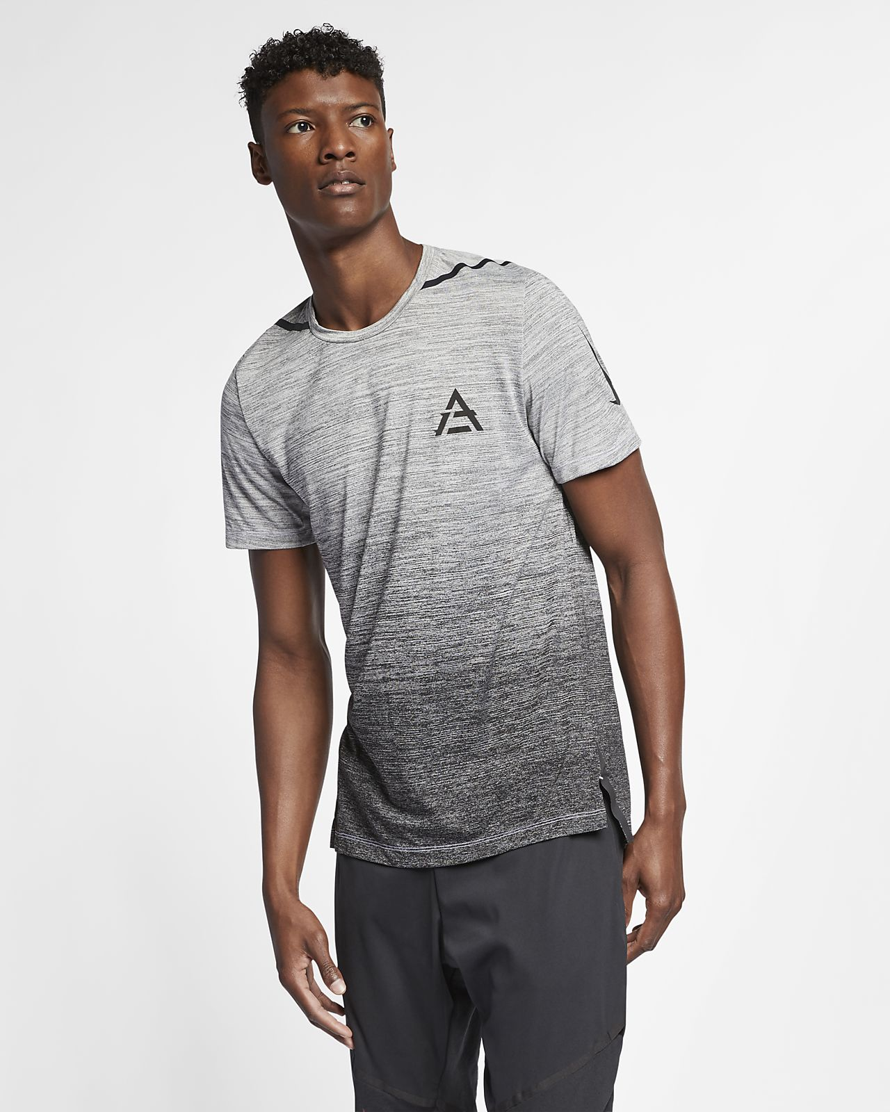 a662328be59aac Nike Dri-FIT Adonis Creed Men s Short-Sleeve Training Top. Nike.com