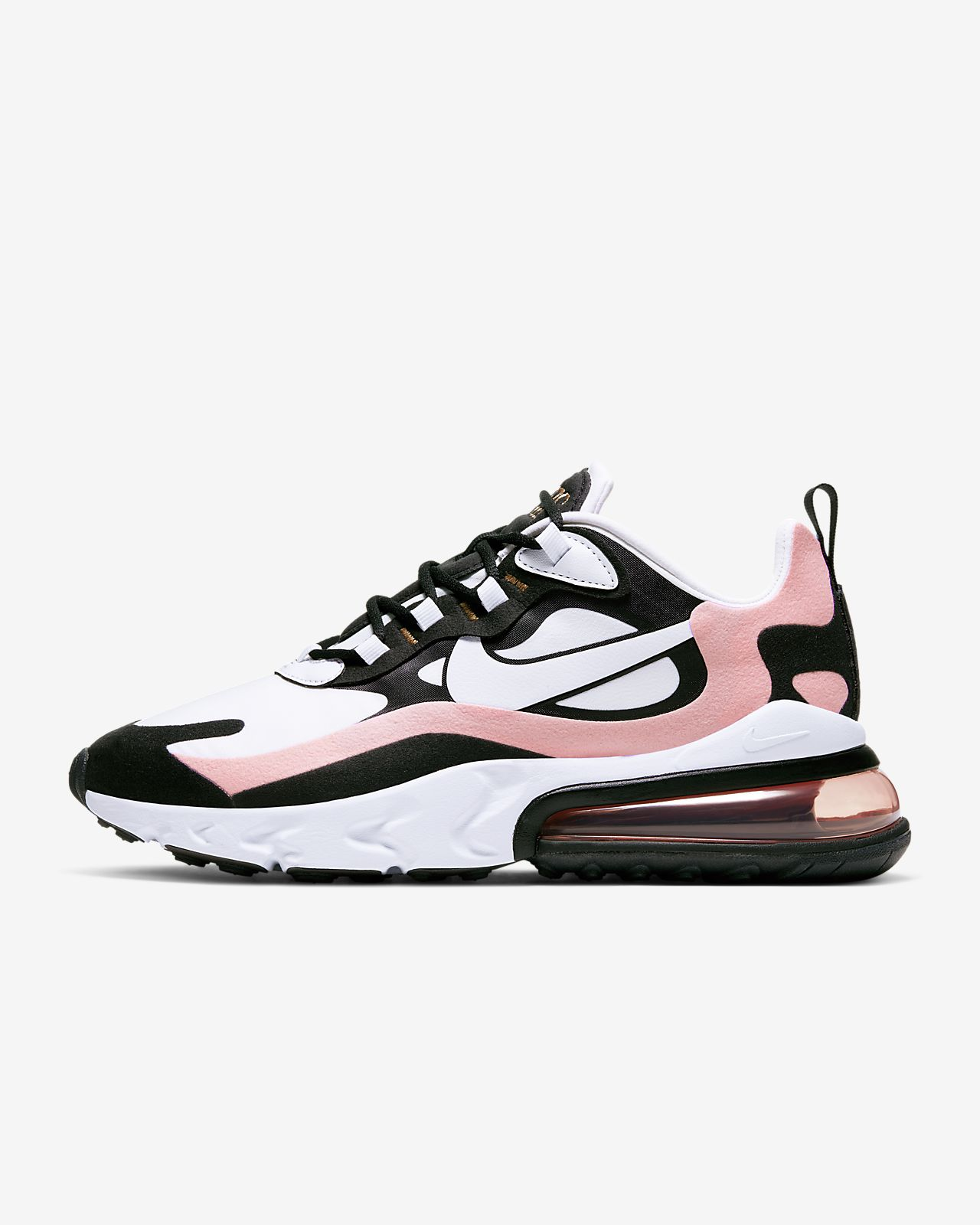 available popular stores check out Nike Air Max 270 React Women's Shoe