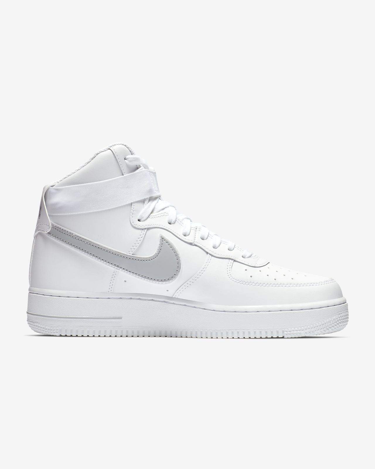 Nike AO2423 100 Air Force 1 07 Herren Lebensstil Schuh WeißBlau