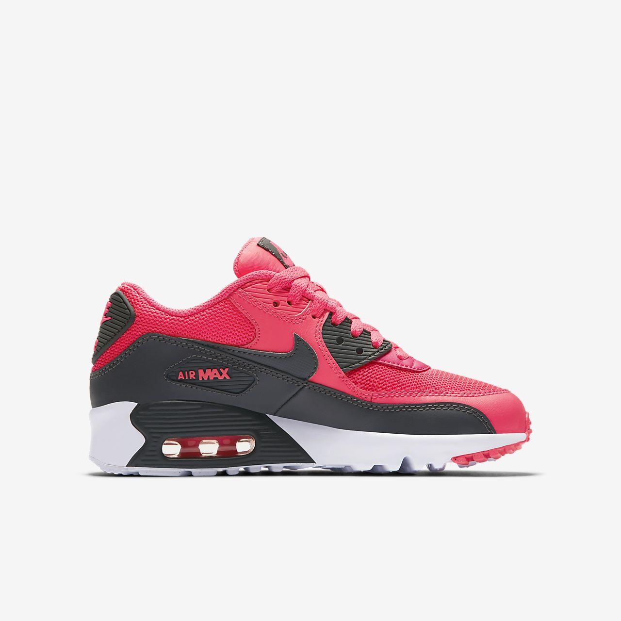 new product 7fe81 95588 ... discount sko nike air max 90 mesh för ungdom storlek 35540 c4f85 6ddb9