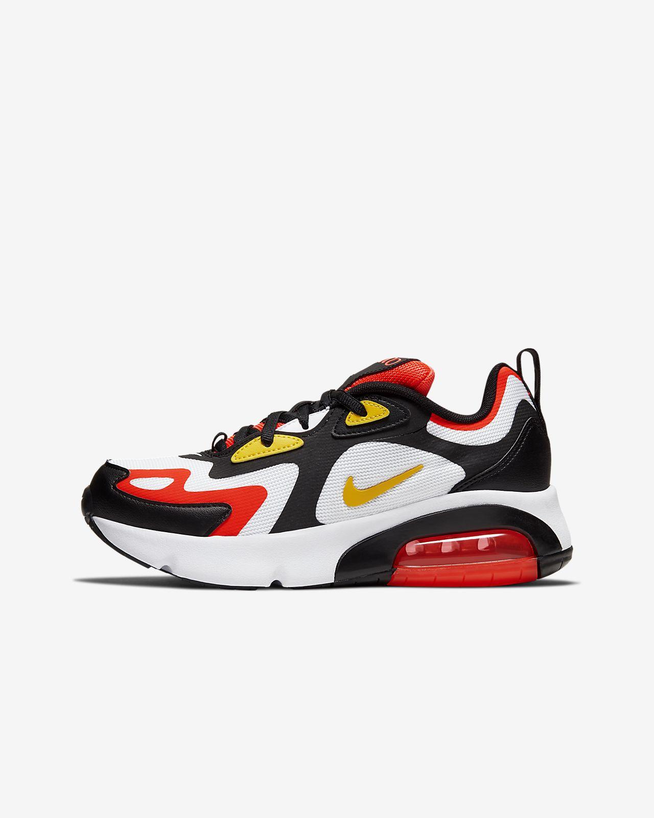 Nike Air Max 200 Older Kids' Shoe