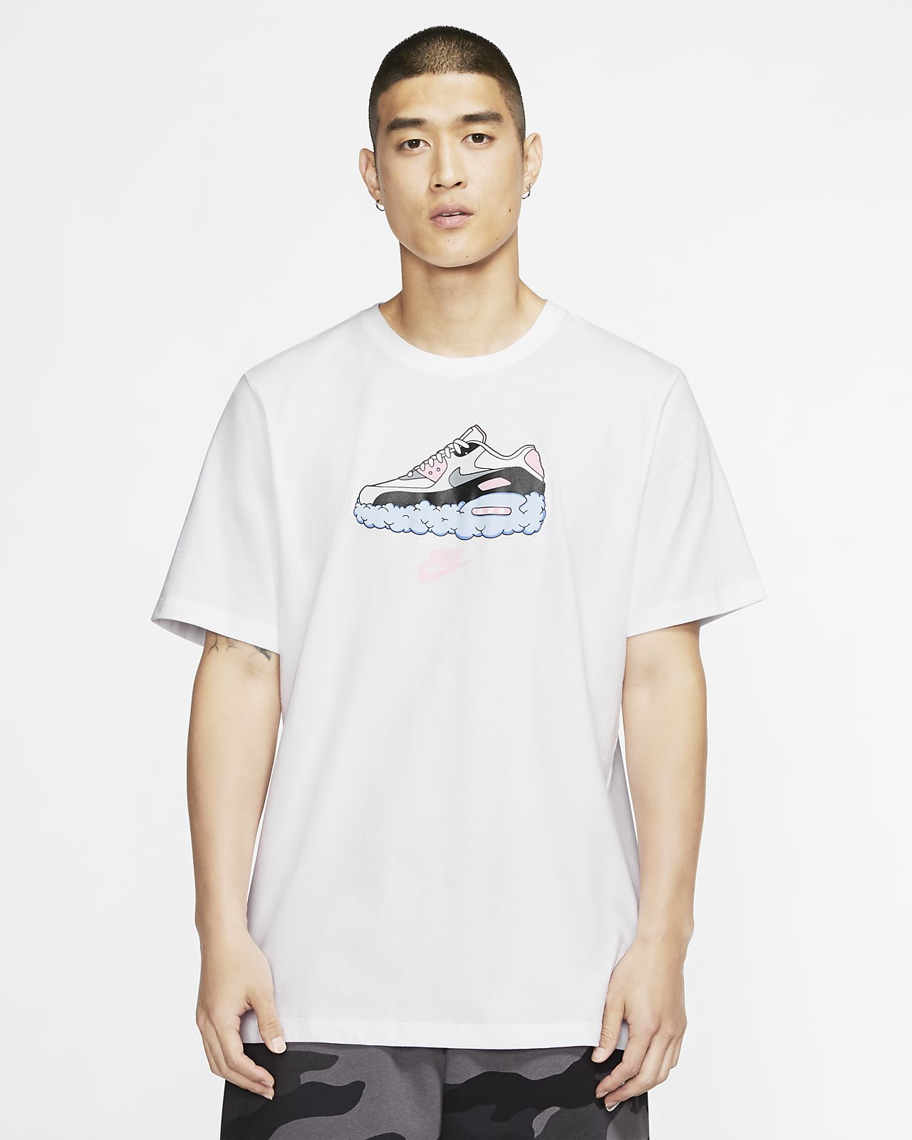 Nike Air Men's Air Max 90 T Shirt