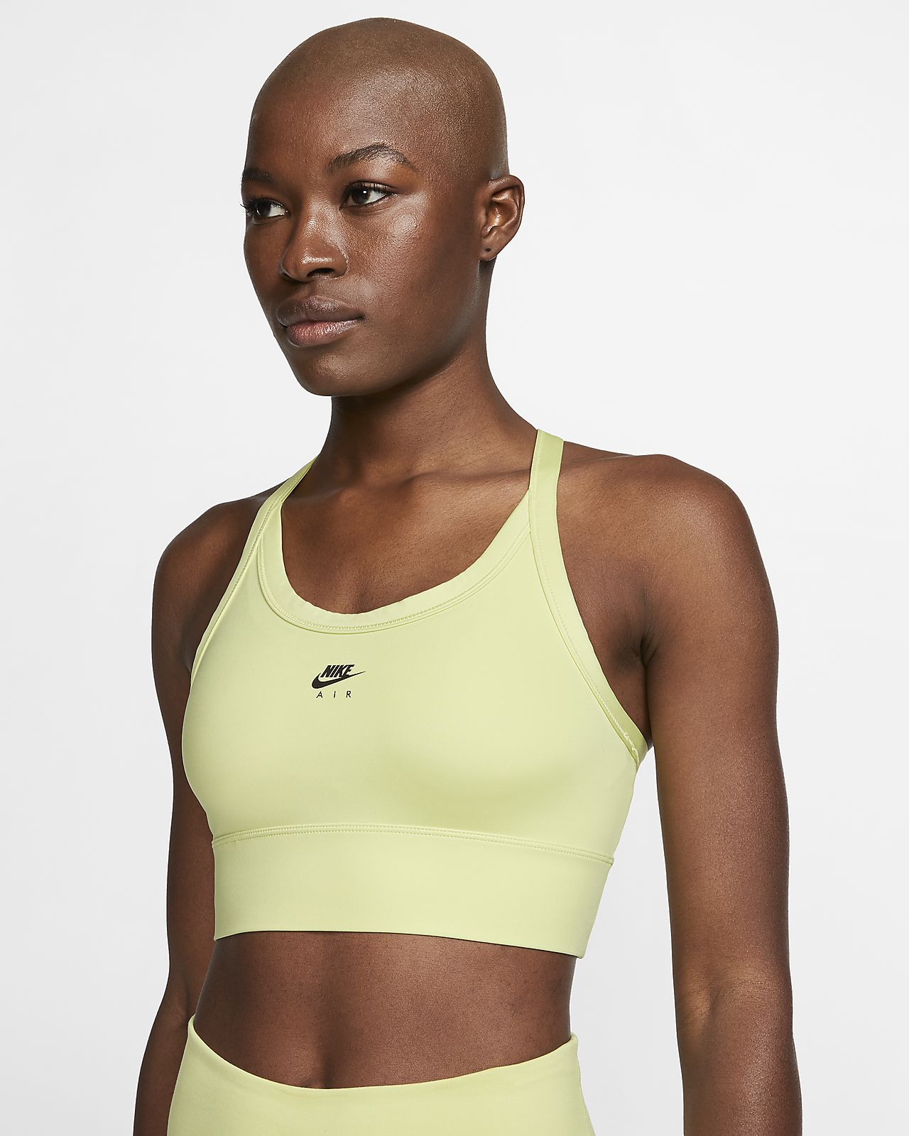 Nike Air Swoosh Women's Medium-Support 1-Piece Pad Sports Bra