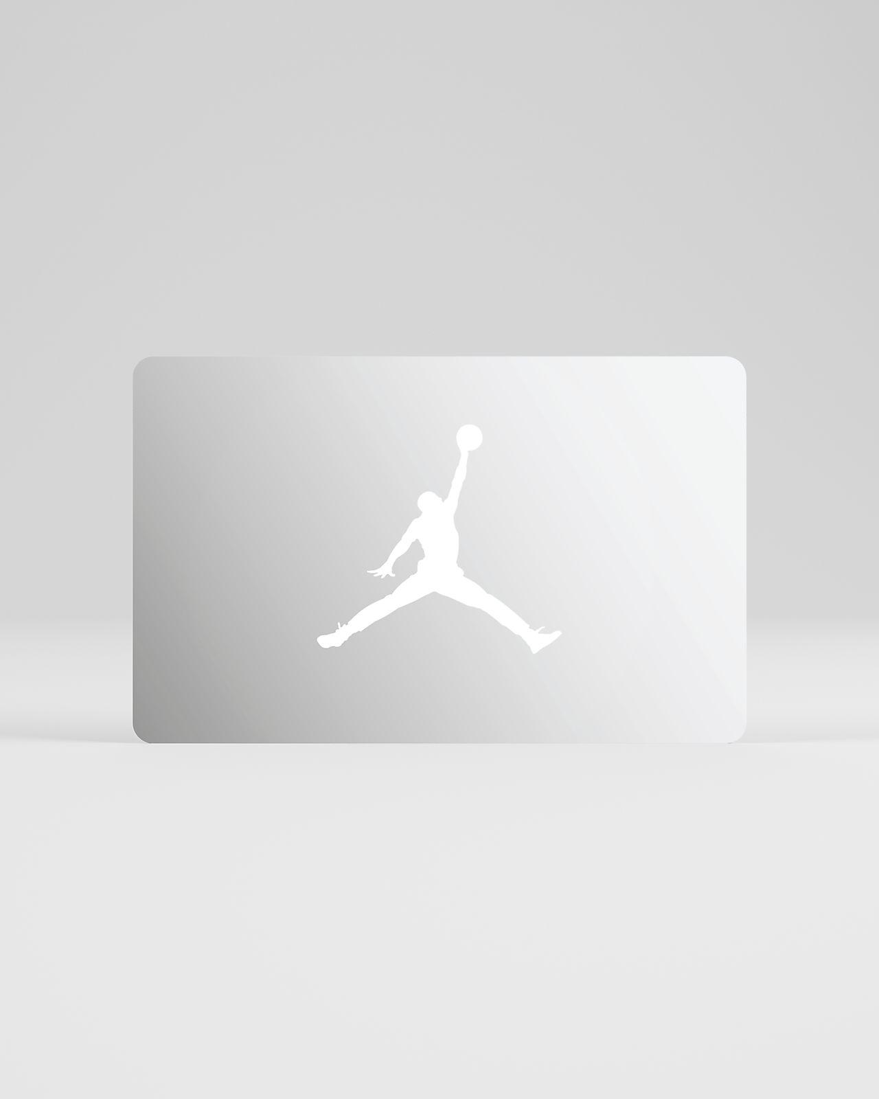 Karta upominkowa Nike