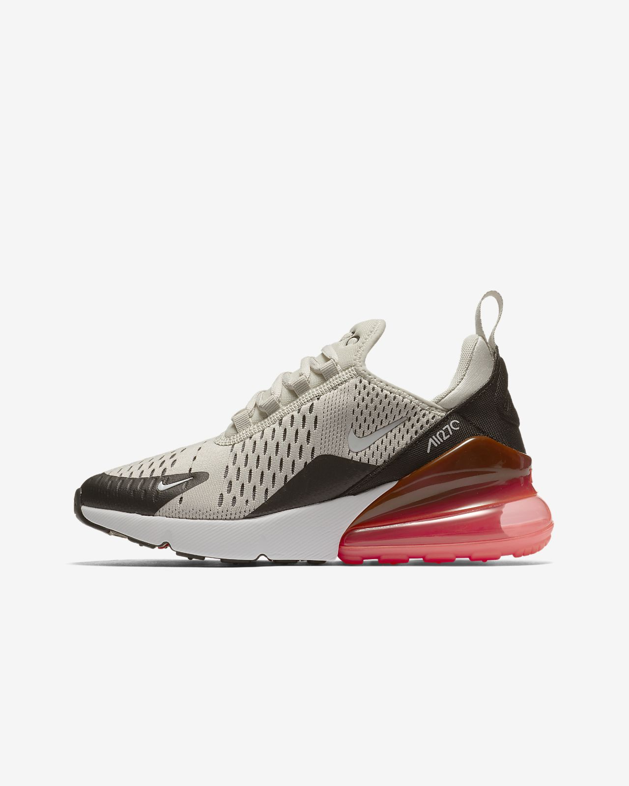 Nike Air Max 270 Big Kids Shoe