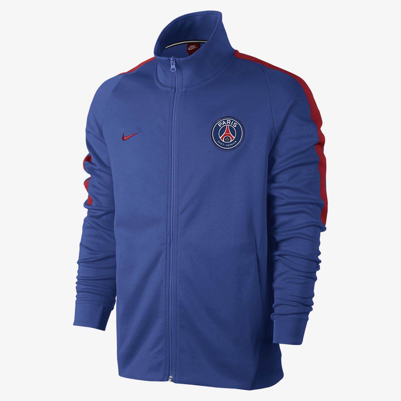 ... Paris Saint-Germain Franchise Men's Football Jacket