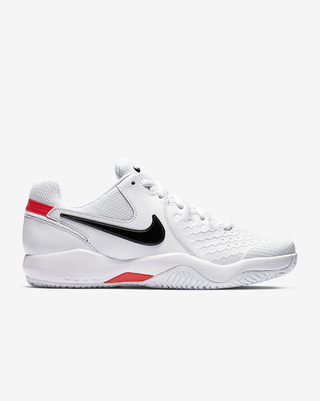 NIKE Chaussures de tennis Air Zoom Résistance Homme