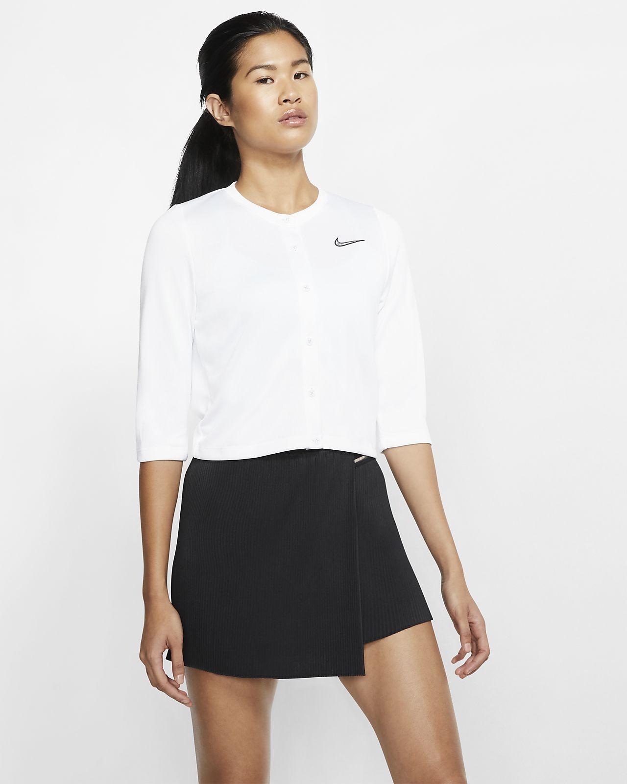 Cárdigan de tenis para mujer NikeCourt