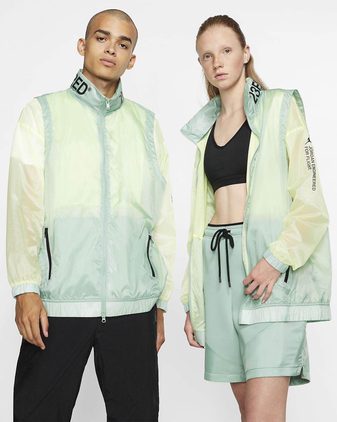 Jordan 23 Engineered-jakke med lynlås