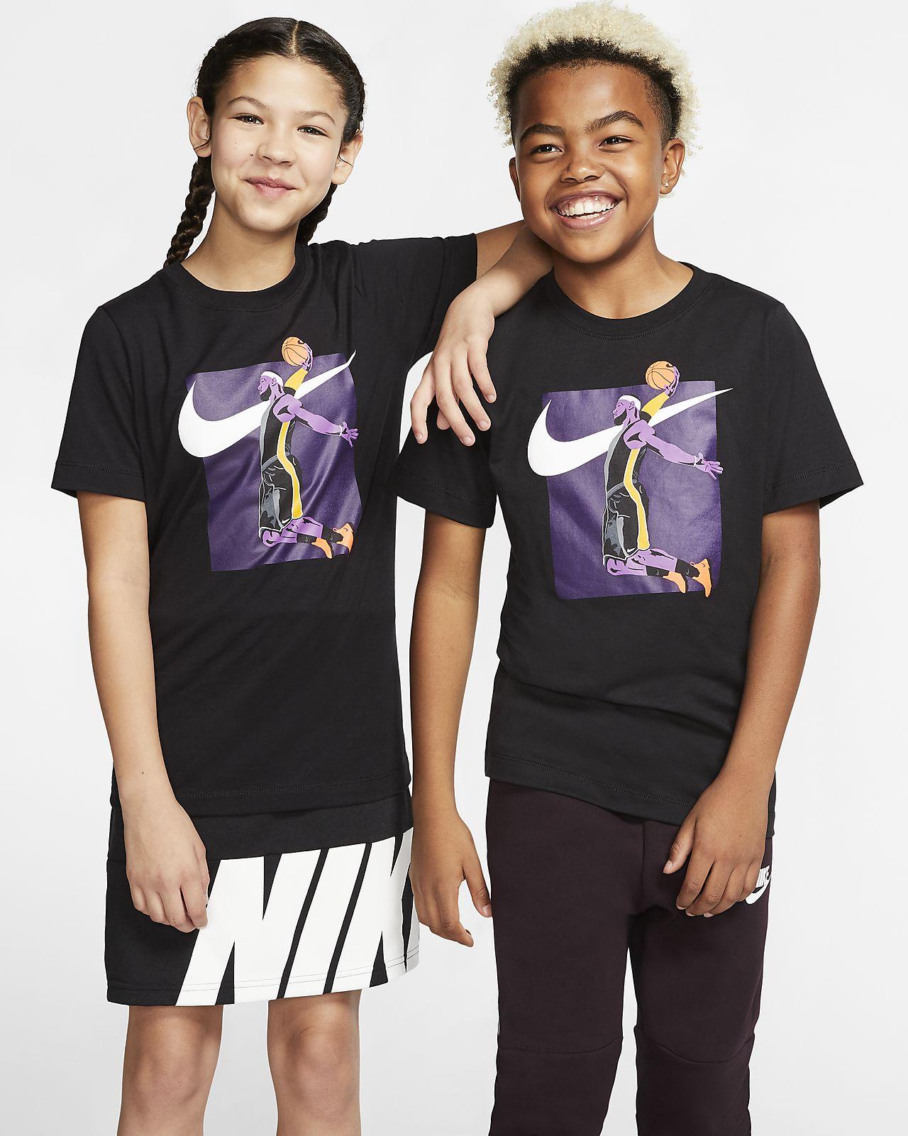 LeBron Big Kids' T-Shirt