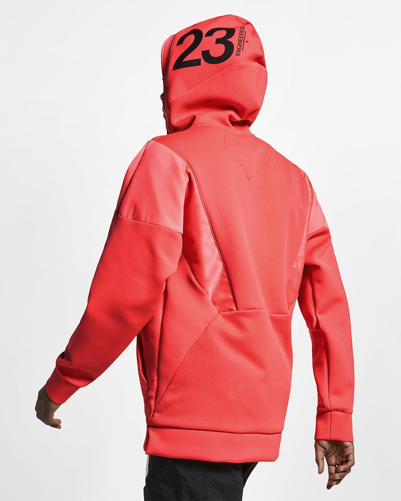 2ff4b28d86b1 Jordan 23E Flight Tech Lite Men s Full-Zip Hoodie. Nike.com CA