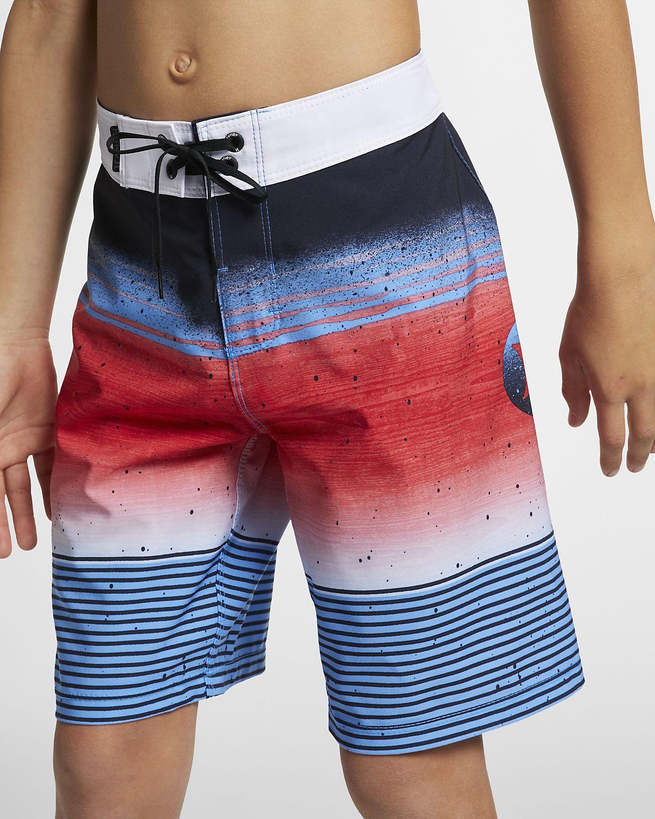 "Shorts da surf 16"" Hurley Phantom Overspray - Bambino/Ragazzo"