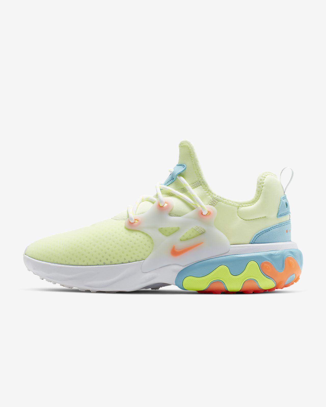 Nike React Presto Psychedelic Lava Men's Shoe