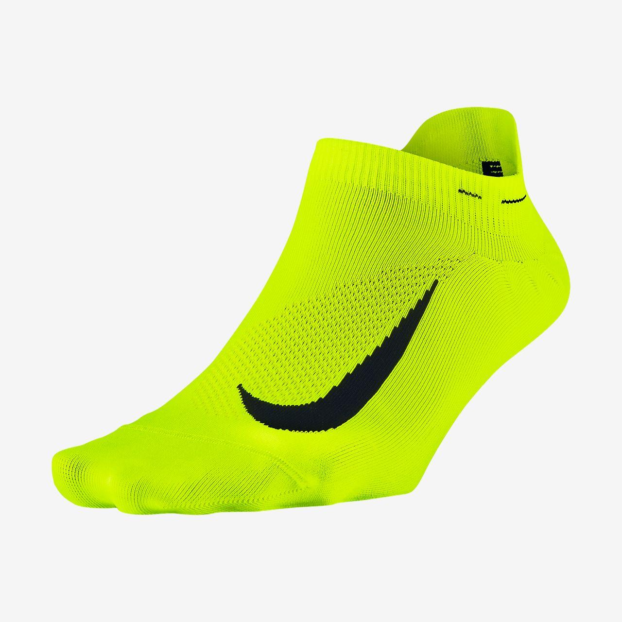 c0c2eb7cadb30 Nike Elite Lightweight No-Show Tab Running Socks