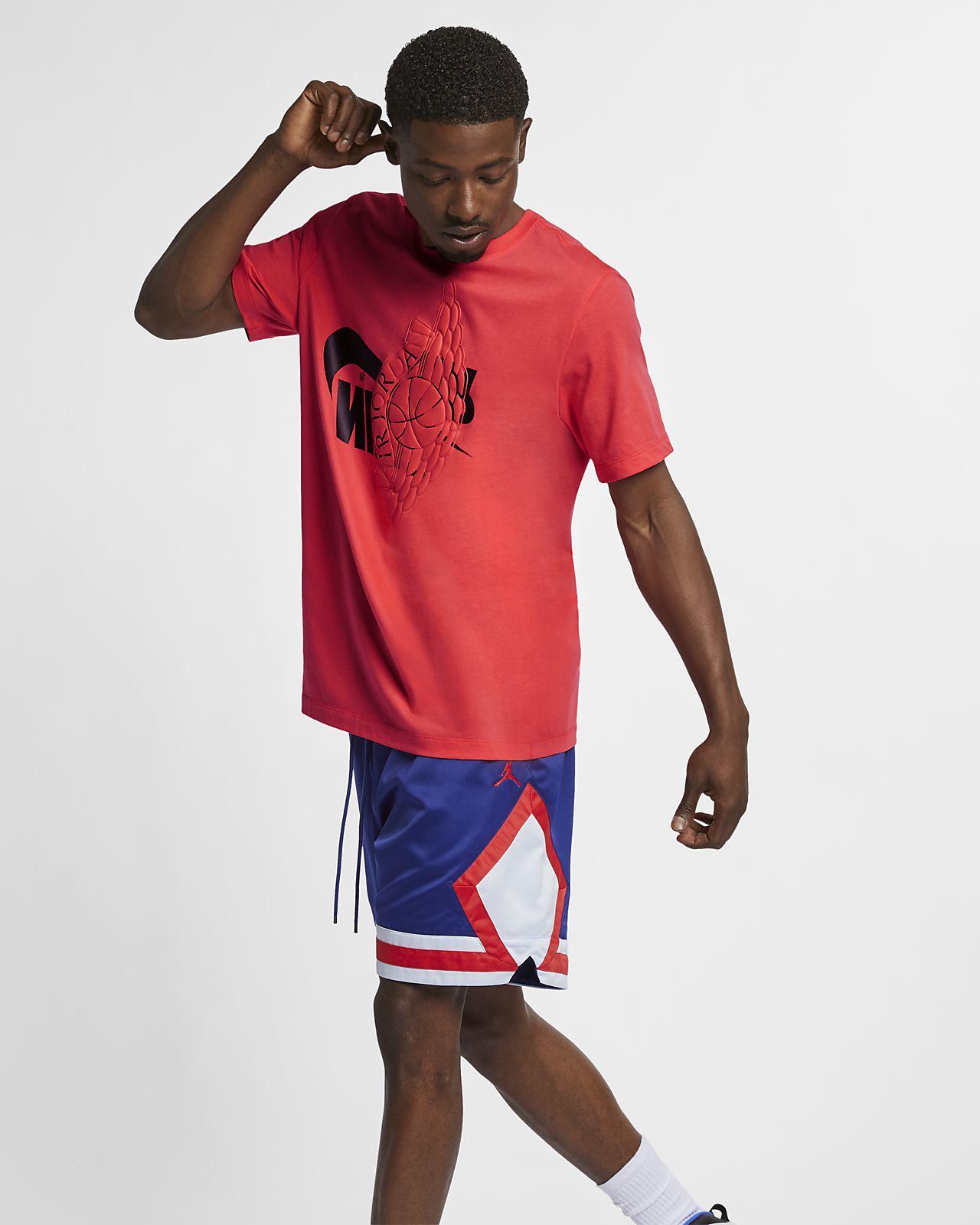 big sale e3cae 8577f Men s T-Shirt. Jordan Futura Wings