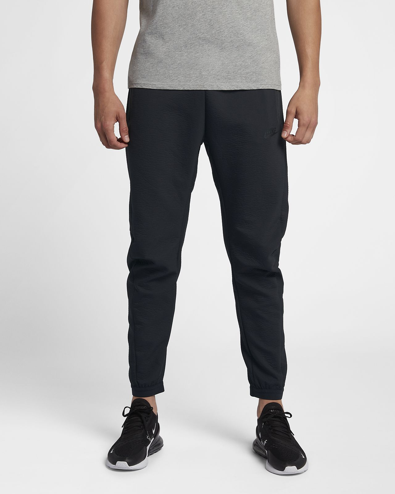 Υφαντό παντελόνι φόρμας Nike Sportswear Tech Pack